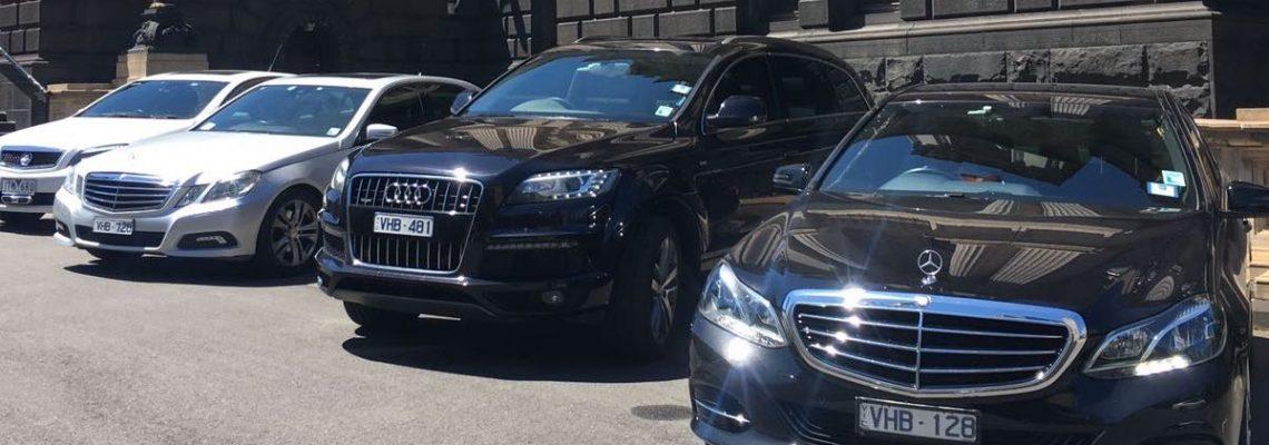 Chauffeur Driven cars Melbourne Fleet by Chauffeur Link