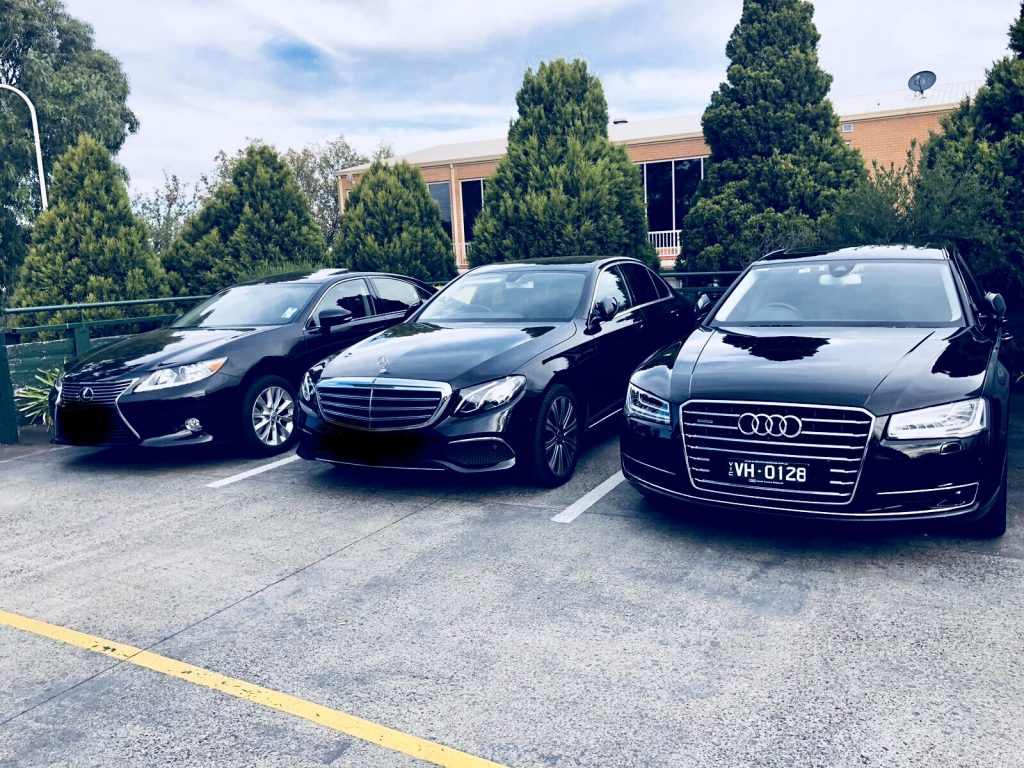 Hire Chauffeur cars Yarra Valley with Chauffeur Link Melbourne