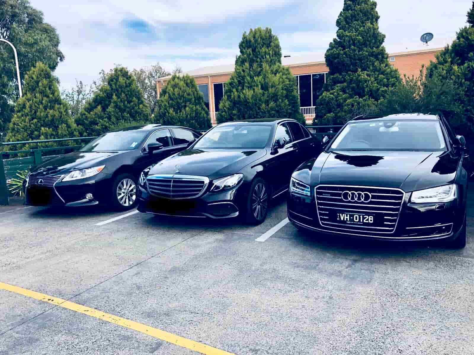 Chauffeur Link Melbourne Cars