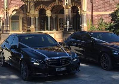 Chauffeured wedding hire cars Brisbane